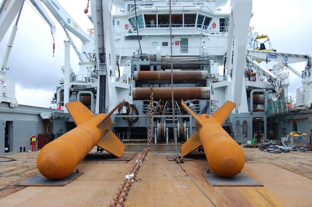 Installation of Two Permanent Deep Penetrating Anchors at the Gjøa Field in the North Sea
