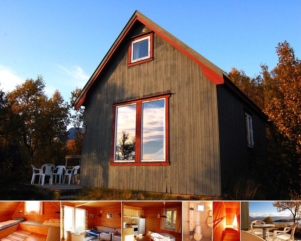 Hytter og Camping